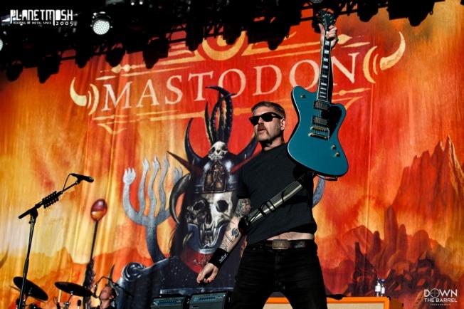 Mastodon Tuska
